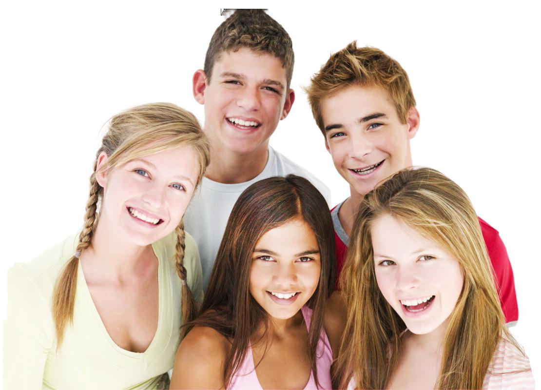 curiamoli col sorriso 11-13 anni
